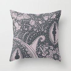 Louise 3 Throw Pillow