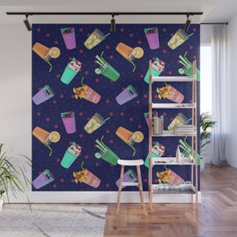 Smoothie Wall Mural