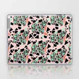 Geometric Abstraction Laptop & iPad Skin