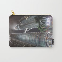 Singapore Petronas Towers Carry-All Pouch