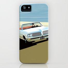Ocean Drive iPhone Case