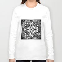 square Long Sleeve T-shirts featuring square by Benedicts
