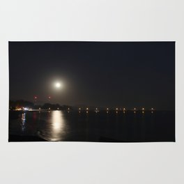 Full Moon Rise Rug