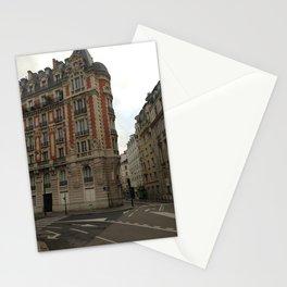 Au coin (Paris) Stationery Cards
