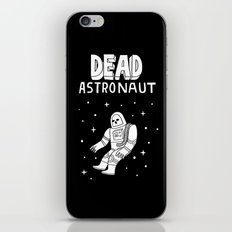 Dead Astronaut iPhone Skin