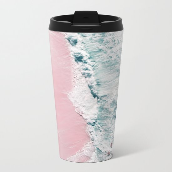 sea of love II Metal Travel Mug