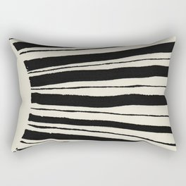 Lady and Pepper Classic Detail Rectangular Pillow