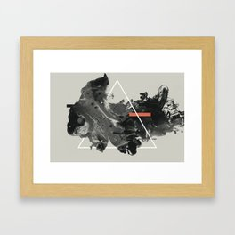 The Malleable Nature of Memory Framed Art Print