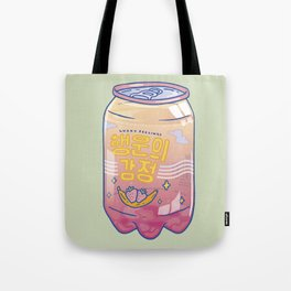 Lucky Feelings Tote Bag