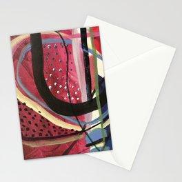 Modern Morphism Stationery Cards