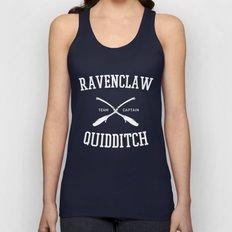 Hogwarts Quidditch Team: Ravenclaw Unisex Tank Top