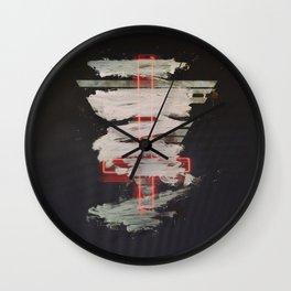 Maiden Wall Clock