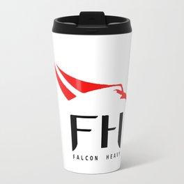 SpaceX Falcon Heavy Travel Mug