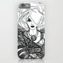 Ms Biro (Candles.) iPhone Case