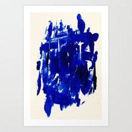KOBALT Art Print