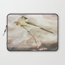 A Lonely Lady Tuft Laptop Sleeve