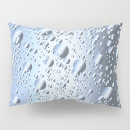 Quicksliver Mercury Bubbles Pillow Sham