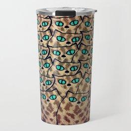 cat-232 Travel Mug