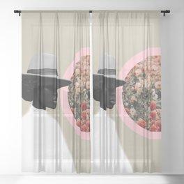 Strength Sheer Curtain