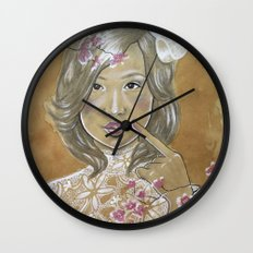 Kawaii Culture Wall Clock