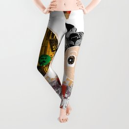 Astroboy Leggings