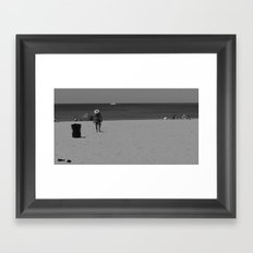 Perfect Post Card III Framed Art Print