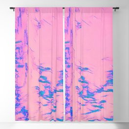 I See Beauty - Orchid Crush Blackout Curtain