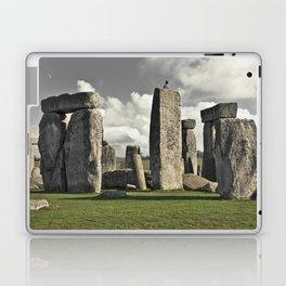 moon henge... Laptop & iPad Skin