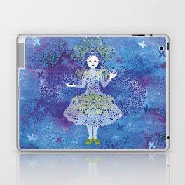 Bilberry queen Laptop & iPad Skin