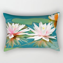 Waterlily 250 Rectangular Pillow