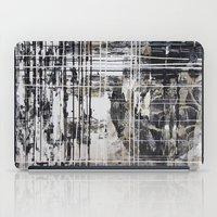 nicolas cage iPad Cases featuring Cage by George Lockyer