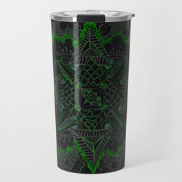 Divine Intention 5: Solar Green Travel Mug