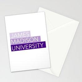 JMU Blocks Stationery Cards