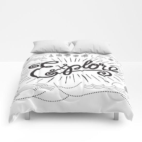 EXPLORE Comforters