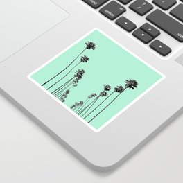 Palm Trees 9 Sticker