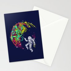 ART'stronaut Stationery Cards