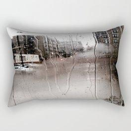 Rain Rain  Rectangular Pillow