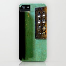 Abandoned I iPhone Case