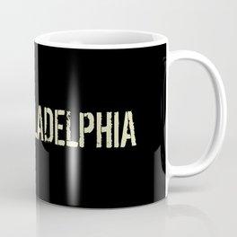 Black Flag: Philadelphia Coffee Mug