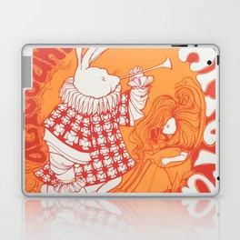 Alice In Orange Laptop & iPad Skin