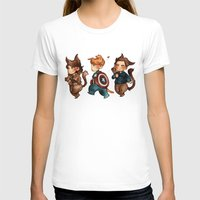 onward T-shirts featuring onward to adventure! by cynamon