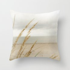 In the Wind Throw Pillow