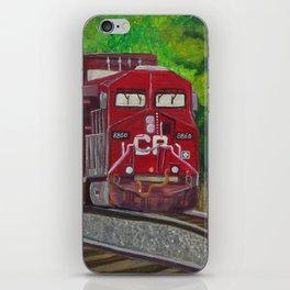CP Train and Worke iPhone Skin