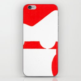 Parkway in Red iPhone Skin