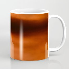 Fire Sunset Coffee Mug