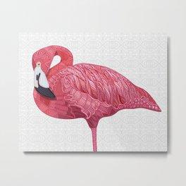 Flamingo 2016 Metal Print