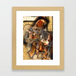 Judgemental  Framed Art Print