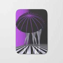 pink or violet -6- Bath Mat