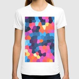Geometric Brights T-shirt