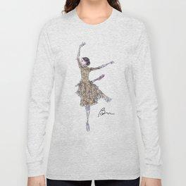 Alessandra Ferri in Woolf Works Long Sleeve T-shirt